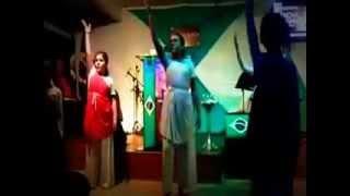 Eu não abro mão - Bruna Karla (Ministério de Dança Infantil CINA)