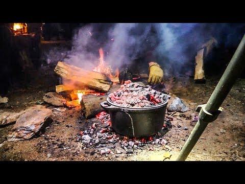 3 Day Wilderness Camp - Big Bushcraft Rendezvous | Episode 8