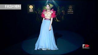 HANNIBAL LAGUNA MBFW Spring Summer 2020 Madrid - Fashion Channel