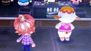 Sexy Animal Crossing - Club LOL