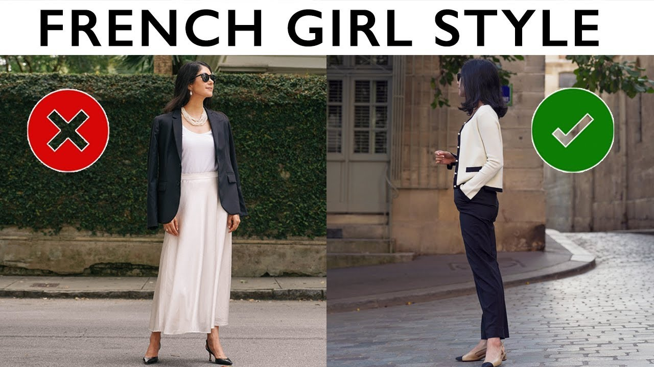 How to Dress like a  French Woman | French Style Guide
