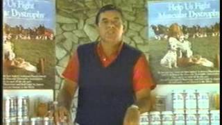 Anheuser-Busch / Jerry Lewis Telethon commercial - 1984