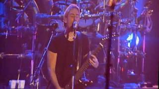 Nickelback - Burn It To The Ground (Live In Perth, 2009)