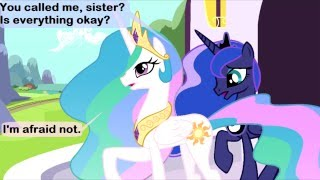 """""""At worlds End"""" MLP Comic Reading"""