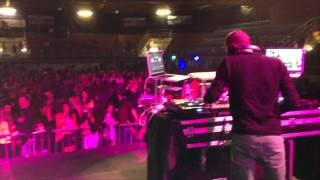 DJ Capucho show Gusttavo Lima