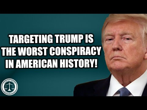 Targeting of the Trump Campaign is the Worst Criminal Conspiracy in AMERICAN HISTORY! | Tom Fitton