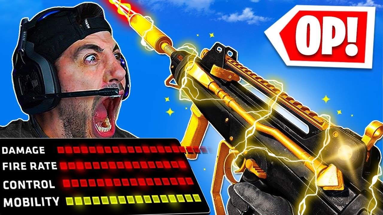 """NICKMERCS - """"This Will REPLACE Every SMG in Season 1!"""" 🤔 (Cold War Warzone)"""