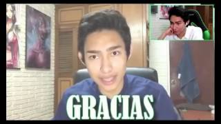 FERNANFLOO LLORA - POR VIDEO DE FAN 😭😭