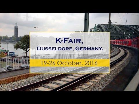 Virtual Reality Experience Zone @ K-Fair, Germany.