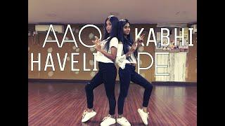 """AAO KABHI HAVELI PE"" - DANCE COVER | Kirti Sanon - STREE | Badshah , Shraddha Kapoor & Rajkumar Rao"