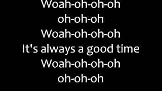 Owl City and Carly Rae Jepsen - Good Time [Lyrics]