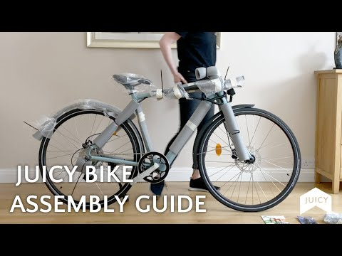 Juicy Bike Assembly | Step by step guide