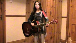 Jessie J's 'Who's laughing now'(cover) by Ashley Tubridy aged 9 (2011)