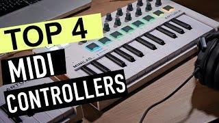 BEST 4: MIDI Controllers 2018