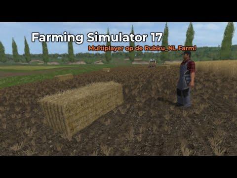 Farming Simulator 17 (Opname 20/11/2018)