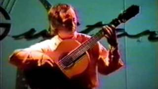 Rare Guitar Video: Paco Pena recital in Spain