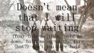 Radical Face - A Pound of Flesh lyrics
