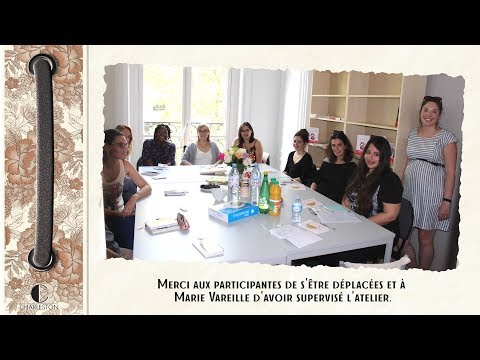 Vidéo de Marie Vareille