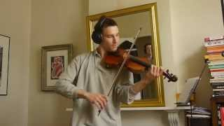 """Pijus playing violin part of """"Doctor Love"""" - First Choice (1977)"""