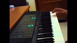 Dio - Rainbow in the Dark (Keyboard Intro)