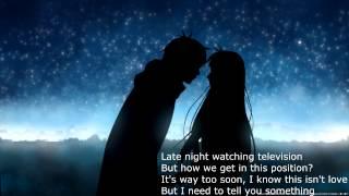 Nightcore - I Really Like You (Lyrics)