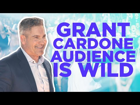 Grant Cardone Wearing a GoPro photo