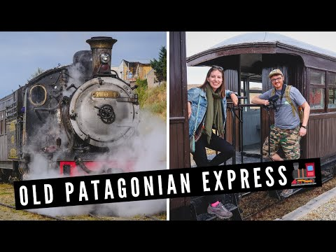 The OLD PATAGONIAN EXPRESS: Epic STEAM TRAIN Ride in Patagonia, Argentina ?