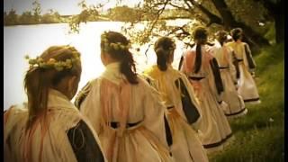 Pe valea Muresului Sanzienele Cantece Populare