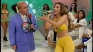Thalia   Menino Lindo live!   BRASIL