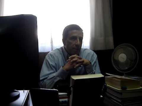 Entrevista a Arturo Damm 2a parte de 2