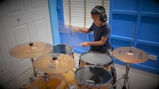 Maroon 5 feat. Christina Aguilera - Moves Like Jagger (Drum Cover)