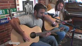 "REBELUTION's Eric Rachmany & SOJA's Jacob Hemphill ""Suffering"" (acoustic)"