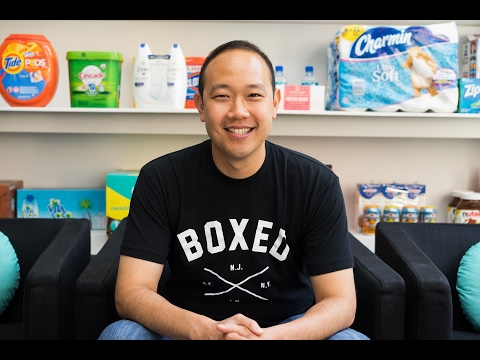Boxed On The Today Show: How This Startup Is Changing Online Grocery Shopping