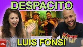 "Luis Fonsi ""Despacito"" (ft. Daddy Yankee) • Fomo Daily Reacts"