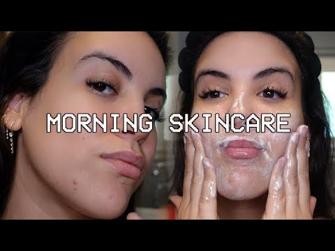 Current Morning Skincare Routine