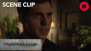 Shadowhunters   Season 2, Episode 9: Alec Punches Raphael   Freeform