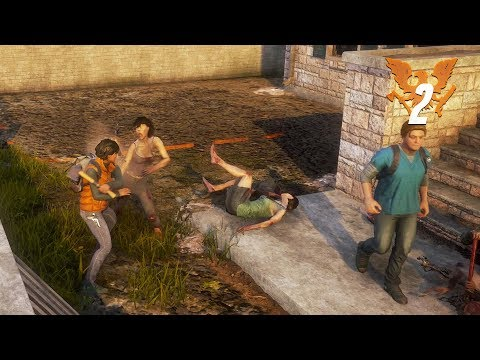 State of Decay 2 - Part 2 - Base Under Attack!