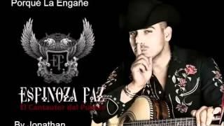 Porque La Engañe   Espinoza Paz  Epicenter Bass HD