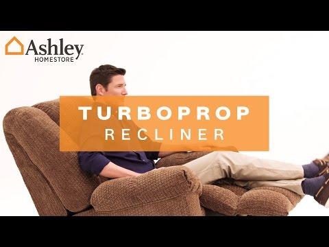 Ashley HomeStore   Turboprop Recliner