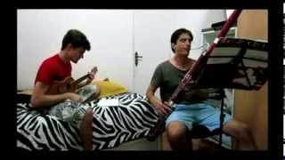 Fagote & Ukele Beatles Marcos E Daniel