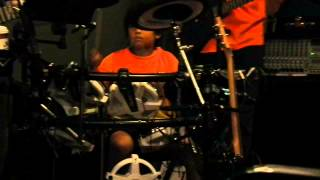 Gimme Some Good Loving by 5.5 Men Featuring the Eight year old drummer