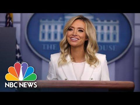 White House Holds Press Briefing: September 22 | NBC News
