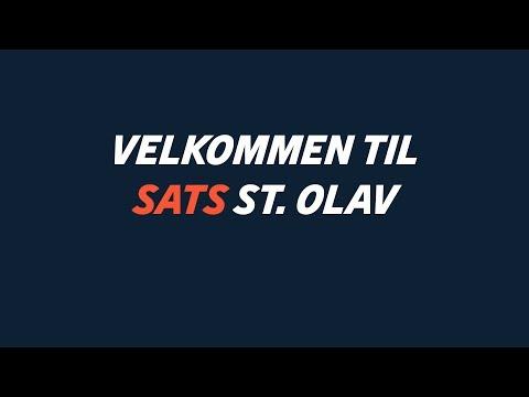 Velkommen til SATS St. Olav