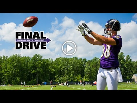 How Pitta Affects Tight End Battle   Final Drive   Baltimore Ravens