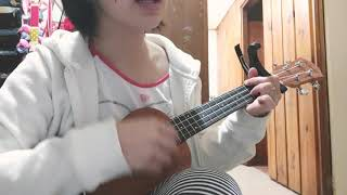 Kung 'Di Rin Lang Ikaw by December Avenue feat. Moira Dela Torre (ukulele cover)