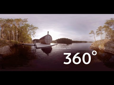 Scandinavian Wonders: 360 at Sweden's Kolarbyn