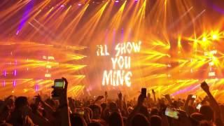 Dimitri Vegas & Like Mike - Hey Baby [LIVE IN ANTWERP 17.12.2016] FULL HD