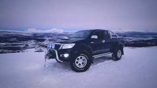 Toyota Hilux AT37 Arctic Truck