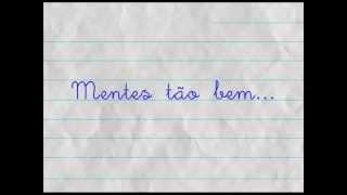 Zezé di Camargo & Luciano - Mentes tão bem [Letra]