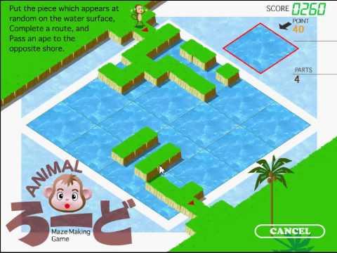 Labirent Puzzle Oyunu http://www.modernoyun.com/labirent-puzzle.html
